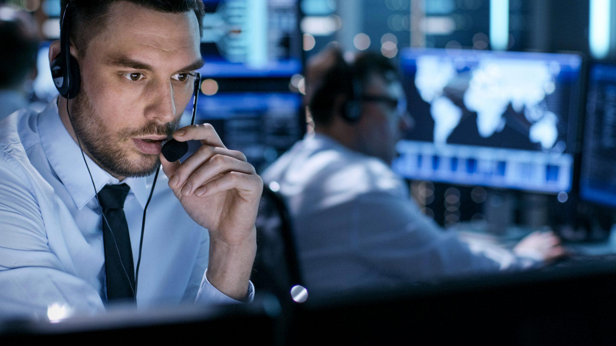 A importância da central de monitoramento e rastreamento no transporte de carga