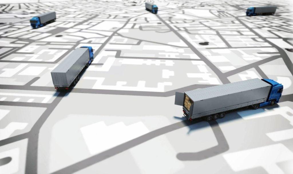 Monitoramento Rastreamento de Caminhões
