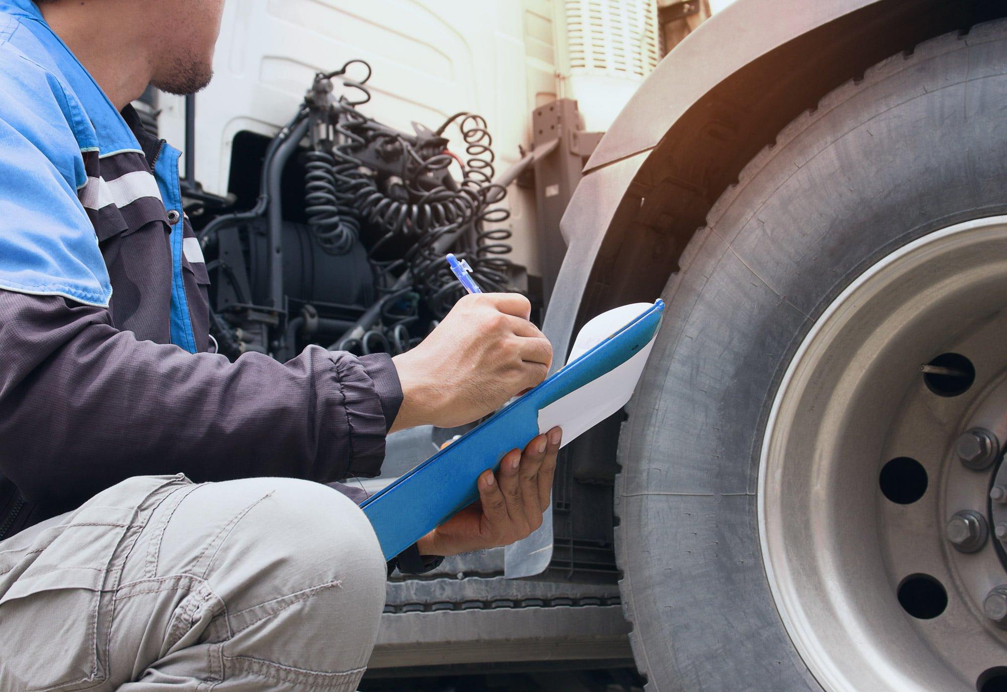 Gerenciamento de Risco: a importância do checklist do veículo de carga antes da viagem