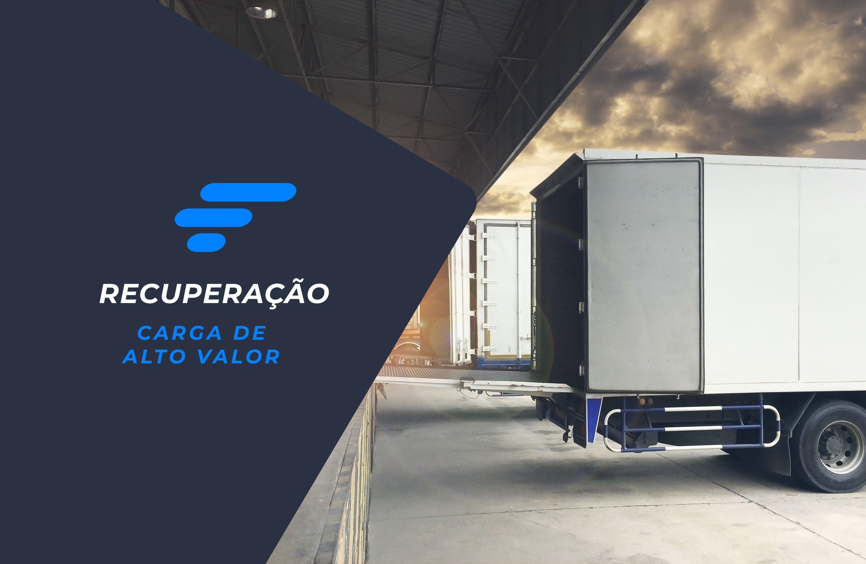 Recuperada carga avaliada em R$ 5.000.000,00
