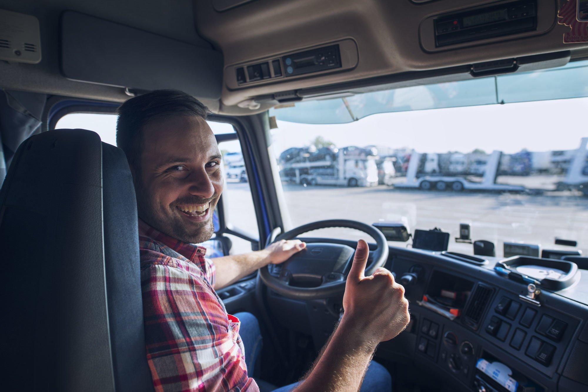 Sistema para controlar a jornada de trabalho de motoristas da Skymark aumenta a segurança jurídica