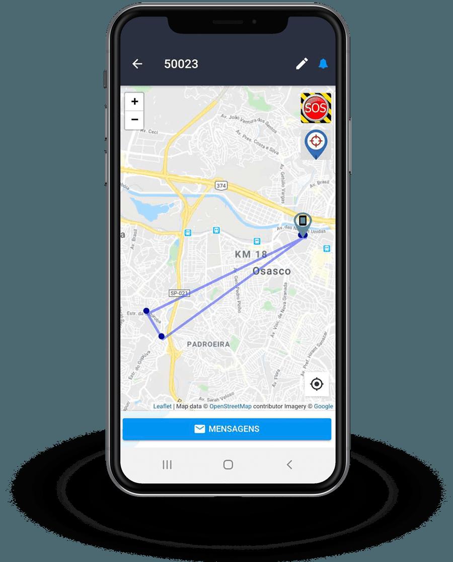 App Gestão de Entregas Skymark