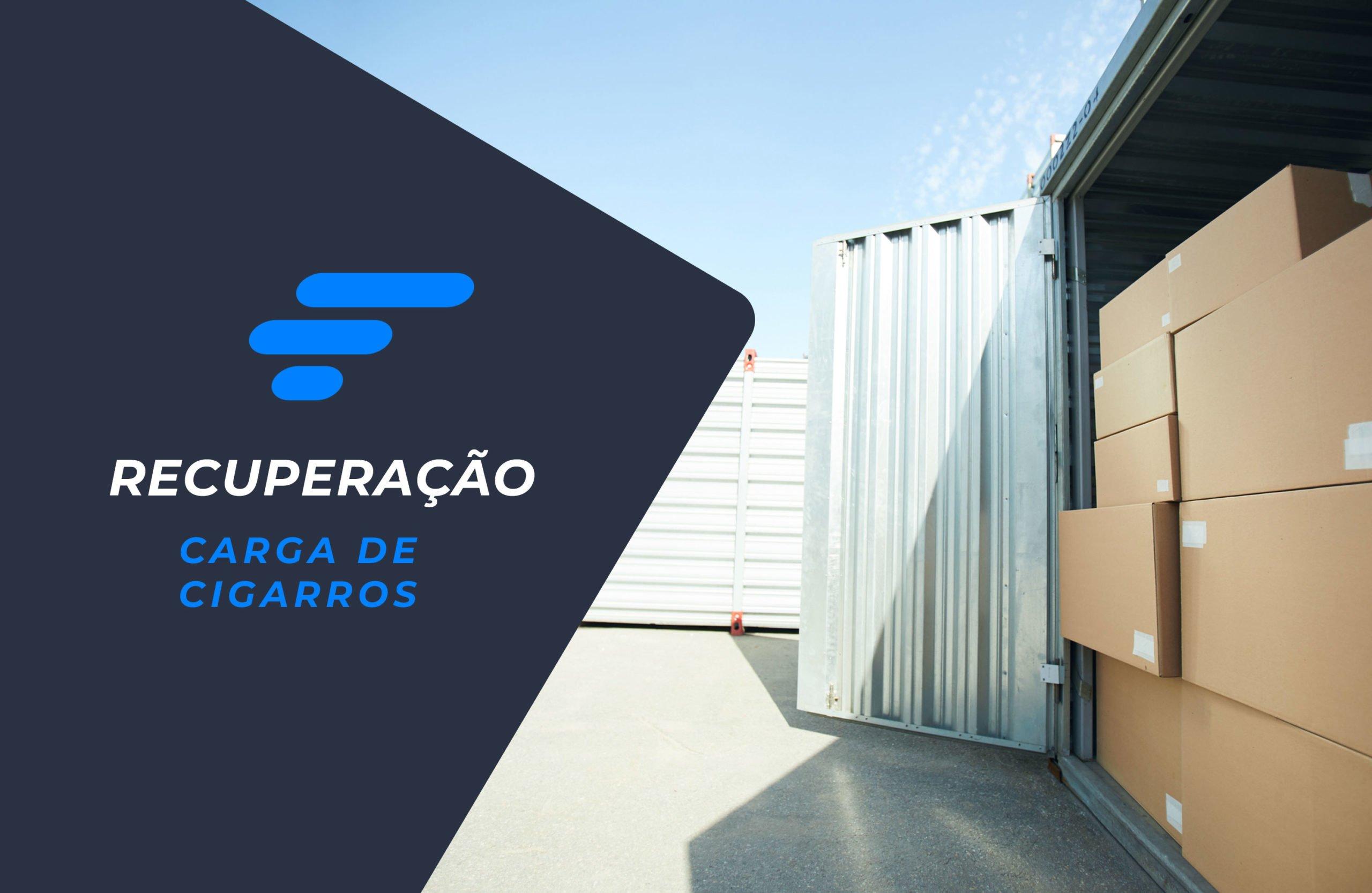Skymark Gerenciamento de Riscos recupera carga de cigarros em Gravataí – RS
