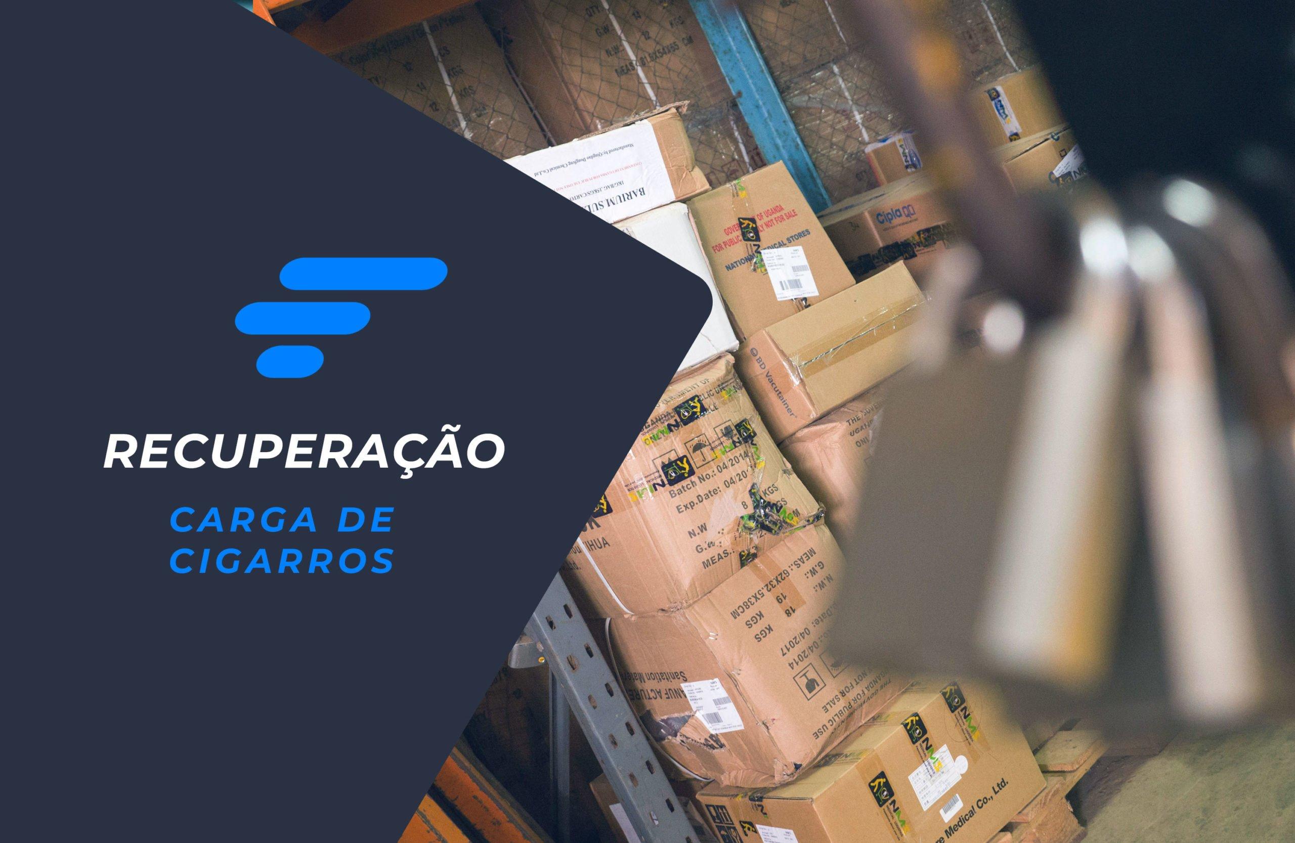 Gerenciadora de Riscos Skymark recupera carga de cigarros em Porto Alegre – RS