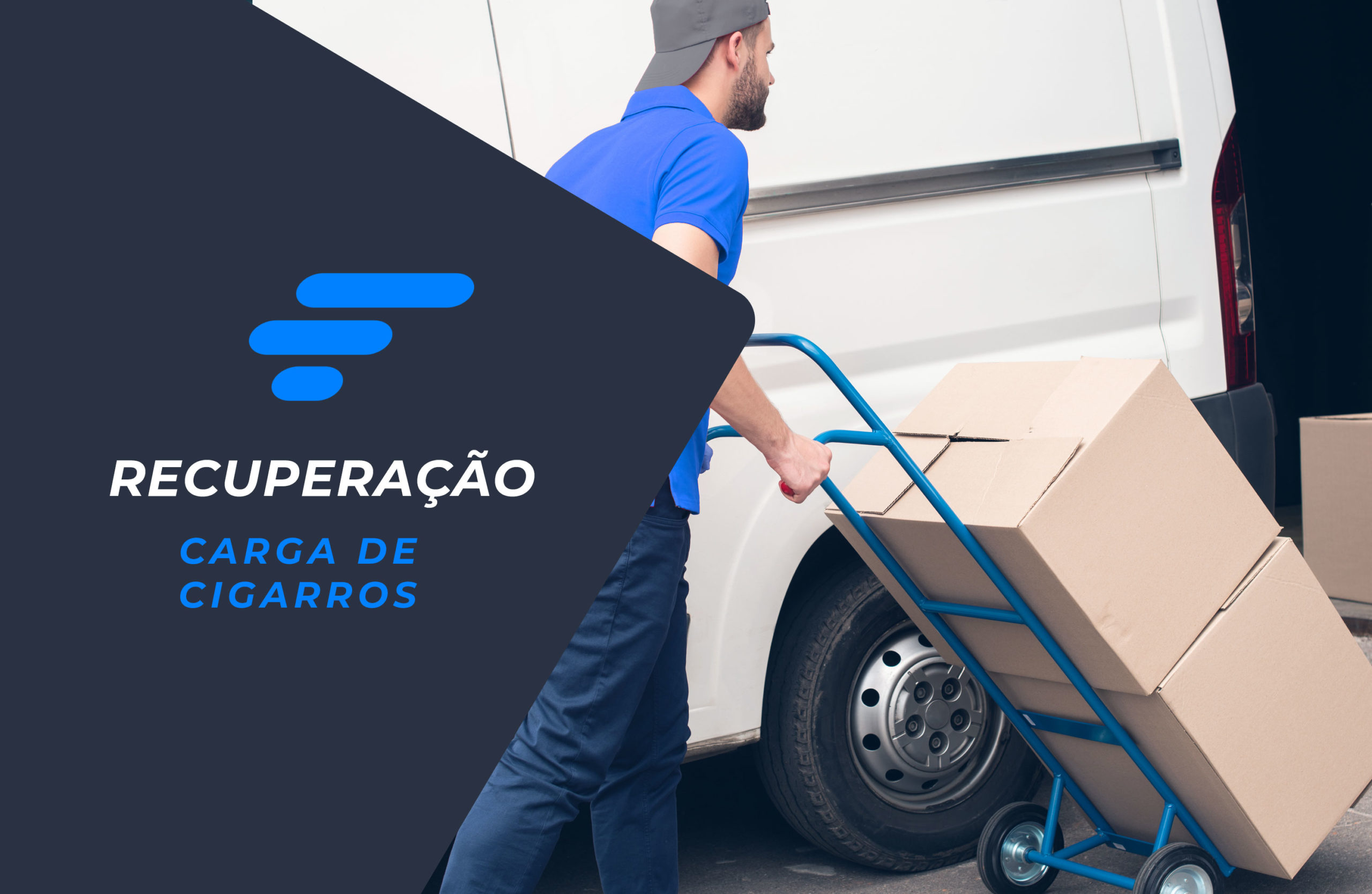 Recuperação de carga de cigarros em Pontal do Sul – PR