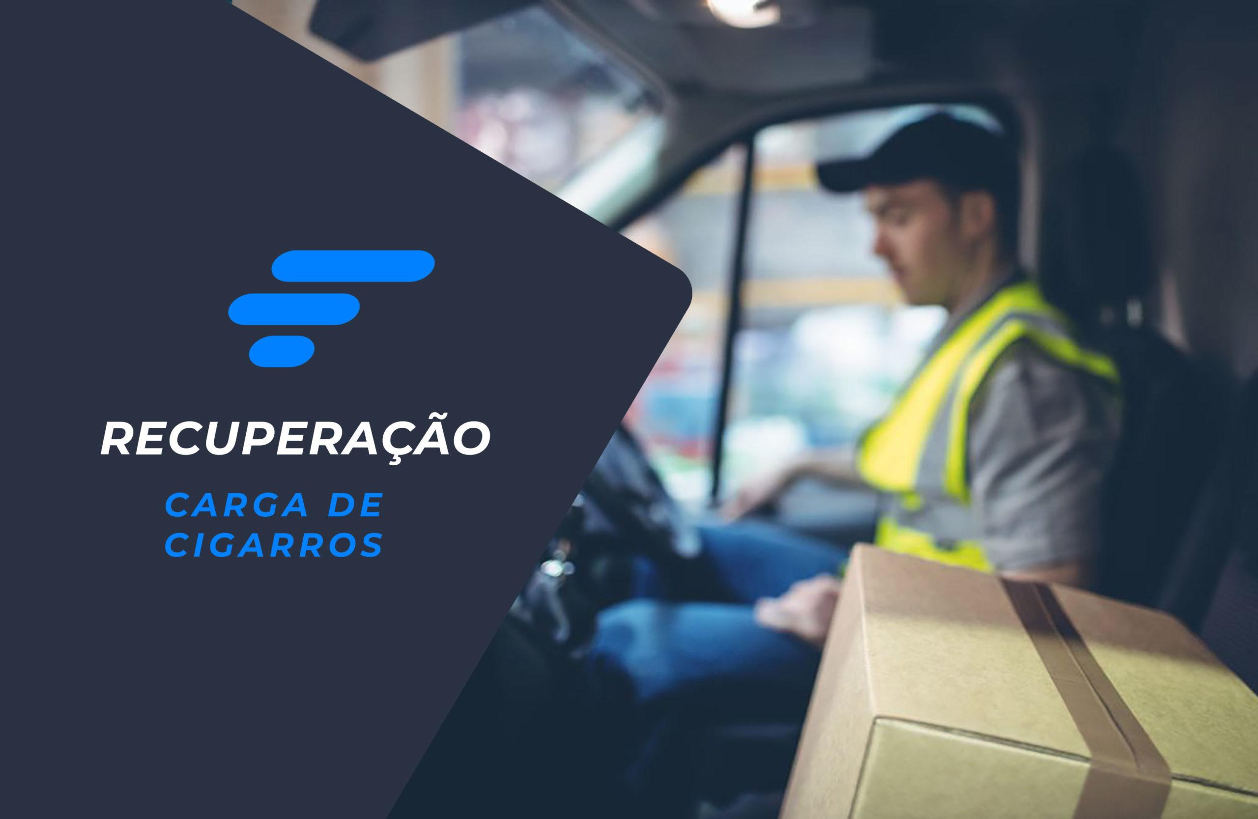 Skymark recupera carga de cigarros na cidade de Alvorada – RS
