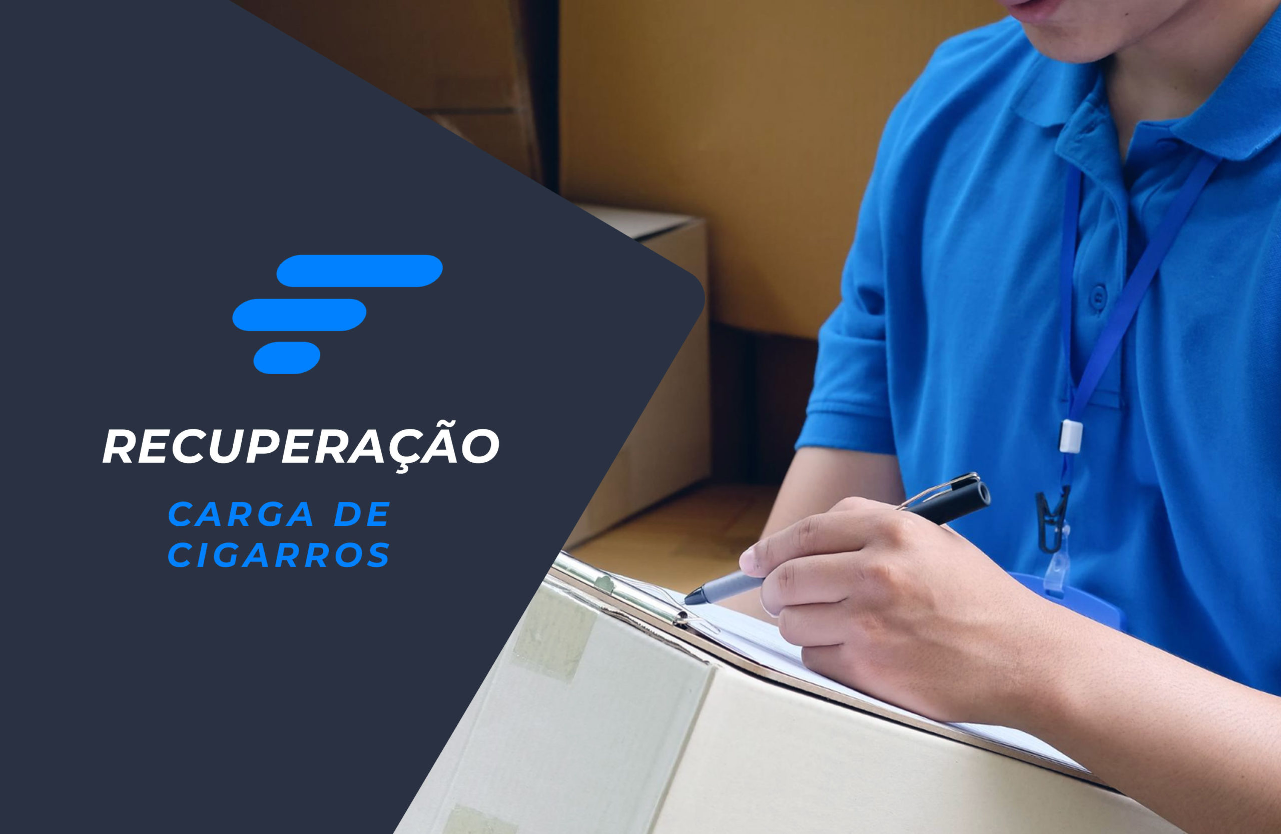Skymark participa de recuperação de carga de cigarros roubada em Porto Alegre – RS